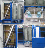 Производственная линия машина алюминиевого ринва изолируя стеклянная