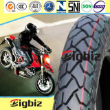 Pneumático/pneu baratos da motocicleta da venda por atacado 110/90-17 da fábrica