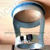 Parti delle bombole per gas (maniglie dell'acciaio)