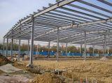 Estructura de acero profesional taller y almacén de la estructura de acero