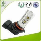 Coches de alta potencia LED 50W 9006 CREE 12V DE LA LUZ DE COCHE