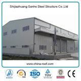 China prefabriceerde het Modulaire Goedkope PrefabHuis van de Bouw van de Opslag van de Structuur van het Staal