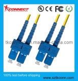 Proveedor de China para el latiguillo de fibra óptica SC