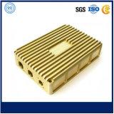 専門OEMカスタムアルミニウム/Brass/Steel CNCの機械化の部品