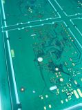 Fr4 de doble capa de OSP PCB de placa de circuito de comunicación