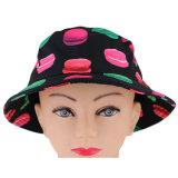 カスタム苦痛によって染められるスクリーンの印刷のバケツの帽子