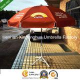 60 Zollwindundurchlässiger im Freiensun-Regenschirm für das Bekanntmachen (BU-0060W)