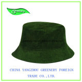 Sombrero valioso de los pescados de Sun del nuevo compartimiento de color caqui promocional