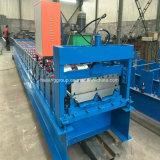 Rodillo que forma la máquina para el material para techos permanente de la costura