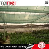 Rede plástica agricultural da máscara de Sun da estufa do HDPE
