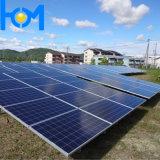 glace claire modelée parEnduit d'utilisation de panneau solaire de 3.2mm