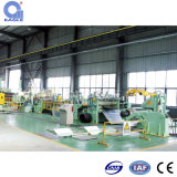 찬 최신 구른 Galvanized Steel Slitting Line