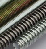 Из мягкой углеродистой стали оцинкованные резьбовой стержень (DIN975)