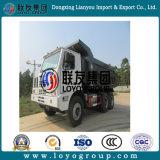 351-450HP와 70ton를 가진 고품질 HOWO 친절한 광업 쓰레기꾼 트럭