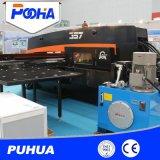Precio de la máquina de la prensa de perforación de la torreta del CNC AMD-357