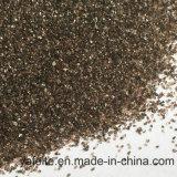 크기 모래 회전 숫돌 브라운 강옥