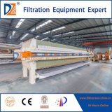Prensa de filtro automática de 2017 1500 series para el mineral del cromo
