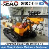 鉱山のためのJbp100bのクローラー試錐孔の掘削装置そして発破掘削装置
