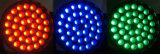 36*18W Rgbaw+UV 6 in 1 testa mobile dello zoom del LED
