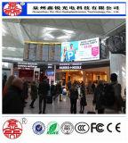 携帯用高リゾリューションのLED表示を広告するP6高い定義屋内フルカラーSMD