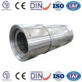 Muffe forgiate del tubo con materiale differente