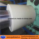 El diseño de madera imprimió la bobina de acero cubierta color usada para contellear