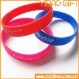 Wristband su ordinazione del silicone del USB con il marchio di stampa (YB-SW-60)