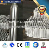 cilindro de aluminio del CO2 1L para la bebida