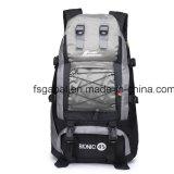 Professionnel augmentant le sac campant extérieur de sac à dos de course