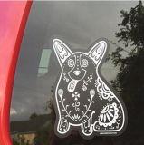 Стикер/ярлык формы собаки для украшения автомобиля (SM-L106)