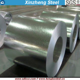 波形を付けられるDx51d+Z鋼板の材料によって電流を通される鋼鉄コイルSgchに屋根を付ける