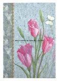 GroßhandelsFabric Cover Notebook mit Bookmark