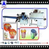 Copa Jelly automática del encogimiento de la máquina de embalaje