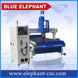 1533 Máquina CNC Router colector de polvo de madera con sistema de vacío