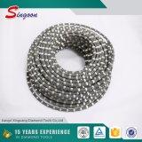 강화된 콘크리트를 위한 매끄러운 절단 다이아몬드 케이블