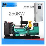 Générateur diesel général de l'alimentation 275kw/344kVA avec l'ATS