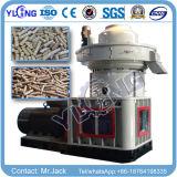 3 톤 또는 Hour Vertical Ring Die Type Wood Pelleting Machine