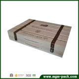 Boîte à vin en bois de grande qualité