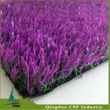 Het Natuurlijkste Kijken Kleurrijk Kunstmatig Gras met Concurrerende Prijs