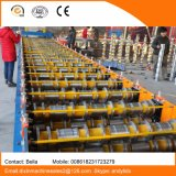 Dixin Hot Sale 980 Aluminium Profile Flooring Deck Machinery