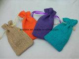 presente de promoção Jy-Cup14 Costmeitc jóias de tecido de lona bolsa para armazenamento