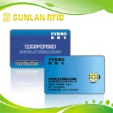 Sle4442の熱いSelling Smart Contact IC Card