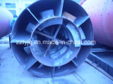 Machine de séchage rotatif / sèche-tambour rotatif à boue utilisée dans les matériaux de construction, la métallurgie, l'industrie chimique