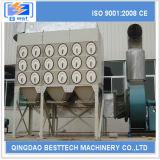 Qingdao Besttech 2016 Sistemas de extractores de polvo de la fábrica