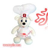 Медведь b игрушки плюша выдвиженческий