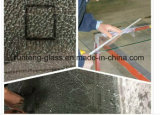 Portello inciso acido dell'acquazzone di vetro Tempered di alta qualità 10mm Frameless