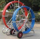 Обнаруживаемый воздуховод Rodders, Cobra кабелепровод змея воздуховод рулевой тяги