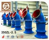 mini pompe 250zl-2.5 hydraulique à écoulement axial