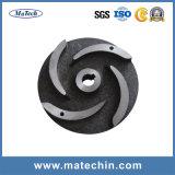 Отливка песка турбинки утюга Ggg40 плавильни OEM изготовленный на заказ