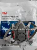3m 6200 дыхательных масок безопасности половинных/лицевой щиток гермошлема газа
